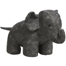 Grey Jumbo The Elephant Door Stop