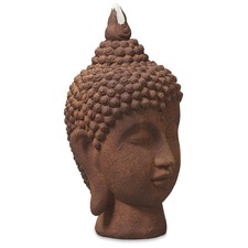 Small Terracotta Doro Head Statue