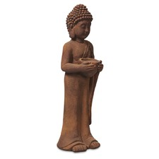Terracotta Banyu Offering Buddha Statue