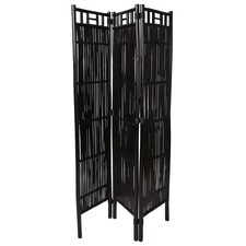 Ibiza Bamboo Folding Screen