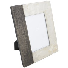 Small Welded Rectangular Photo Frame