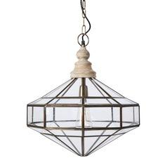 Classic Geometric Pendant Light