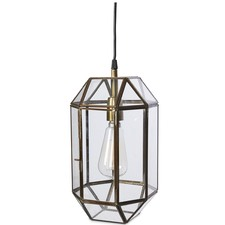 Camilla Geometric Pendant Light