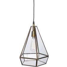 Stella Geometric Pendant Light