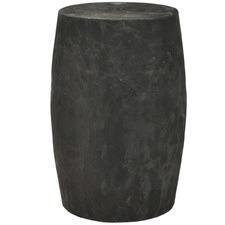 Black Jayapura Wooden Stool