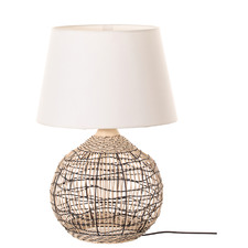 Caysen Rattan Table Lamp