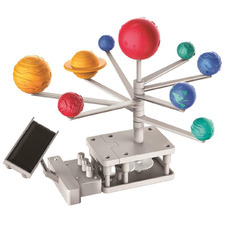 Kid's Green Science Solar System Model Set