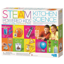 Kid's Steam Deluxe Kitchen Science Kit