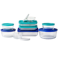 9 Piece Pyrex Simply Store Food Storage Set