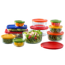 12 Piece Pyrex Simply Store Food Storage Set