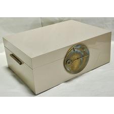 Storage Box with Motif Lock