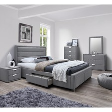 4 Piece Tracey Bedroom Suite