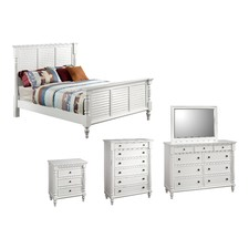 4 Piece Mary Bedroom Suite