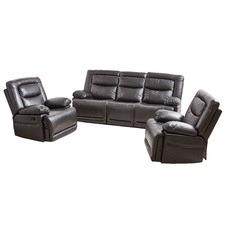 3 Piece Torino Sofa Set