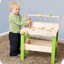Children's Play Time Workbench