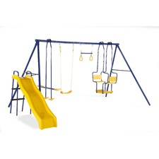 5 unit Swing and Slide Set