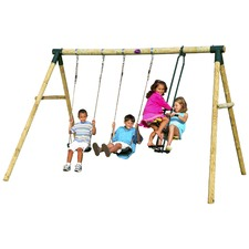 Colobus 2 Piece Swing Set