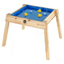 Build & Splash Wooden Sand & Water Table