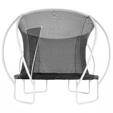 10ft Latitude Spring Safe Trampoline & Enclosure