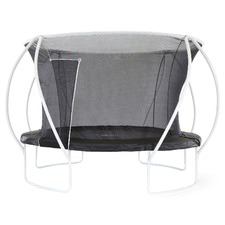 12ft Latitude Spring Safe Trampoline & Enclosure