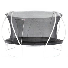 14ft Latitude Spring Safe Trampoline & Enclosure