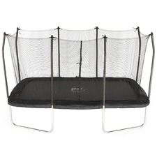 8 x 14ft Rectangular Spring Safe Trampoline