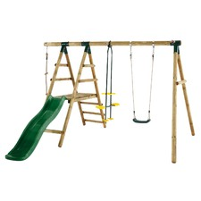 4 Piece Meerkat Swing Set