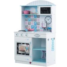Interactive Snowdrop Kitchen