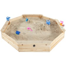 Giant Octagonal Sand Pit