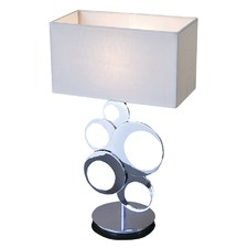 Diasola Table Lamp- White