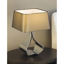 Liora Table Lamp - Black Sheer