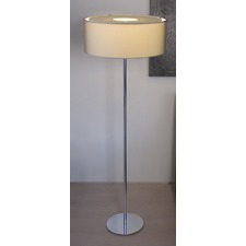 Ola Olive Grey Floor Lamp