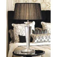 Porter Rhodes Table Lamp - Black Sheer