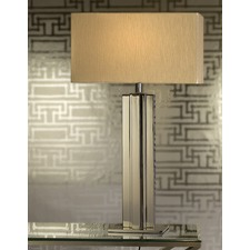 Paragon Table Lamp - Shimmer Grey