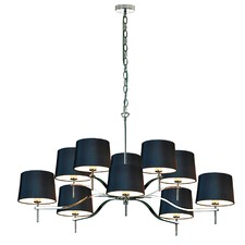 Grace 10 Light Chandelier