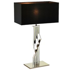 Zig Zag Table Lamp