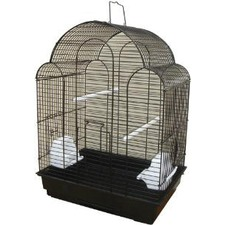 43.18cm Bird Canary Cage (Set of 4)
