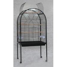 BonAvi 76cm Parrot Cage Open Top