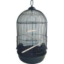 34cm Round Bird Cage (Set of 6)