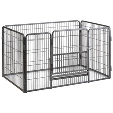 Charcoal Ultimate Puppy Pen