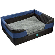 Stay Dry Basket Pet Bed