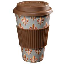Zassenhaus French Lily 400ml To-Go Coffee Mug