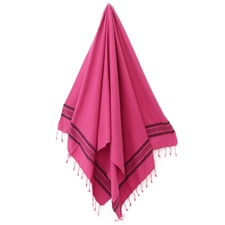 Deep Rose Islander Turkish Towel