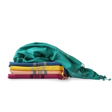 Jewel Toned Turkish Towels (Set of 5)
