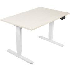 Off White Ergovida Desk Tabletop