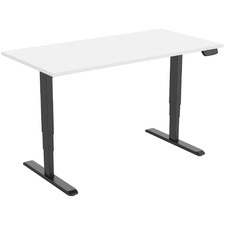 Ergovida Steel Electric Dual Motor Adjustable Desk
