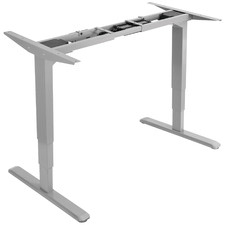 Ergovida Steel Electric Dual Motor Adjustable Desk Frame