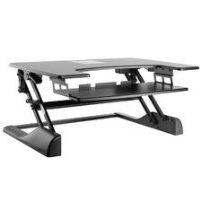 Ergovida Height Adjustable Desk Riser Medium