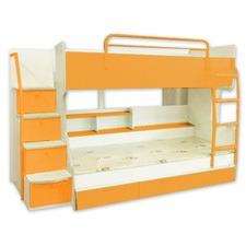 Wishes Bunk Bed with Stair