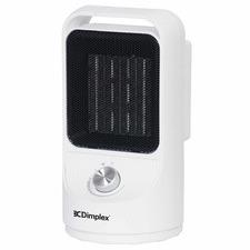 White 1500W Dimplex Heater